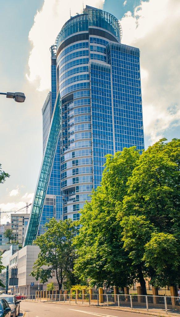 Biura do wynajęcia Warszawa Śródmieście - Spektrum Tower