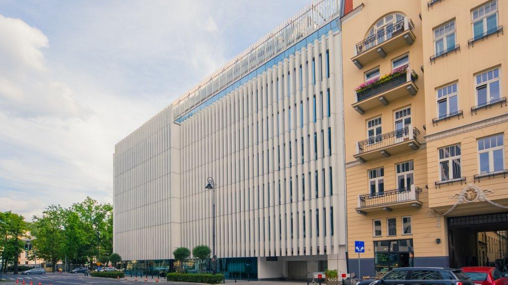 Biura do wynajęcia Warszawa Śródmieście - Szucha Premium Offices