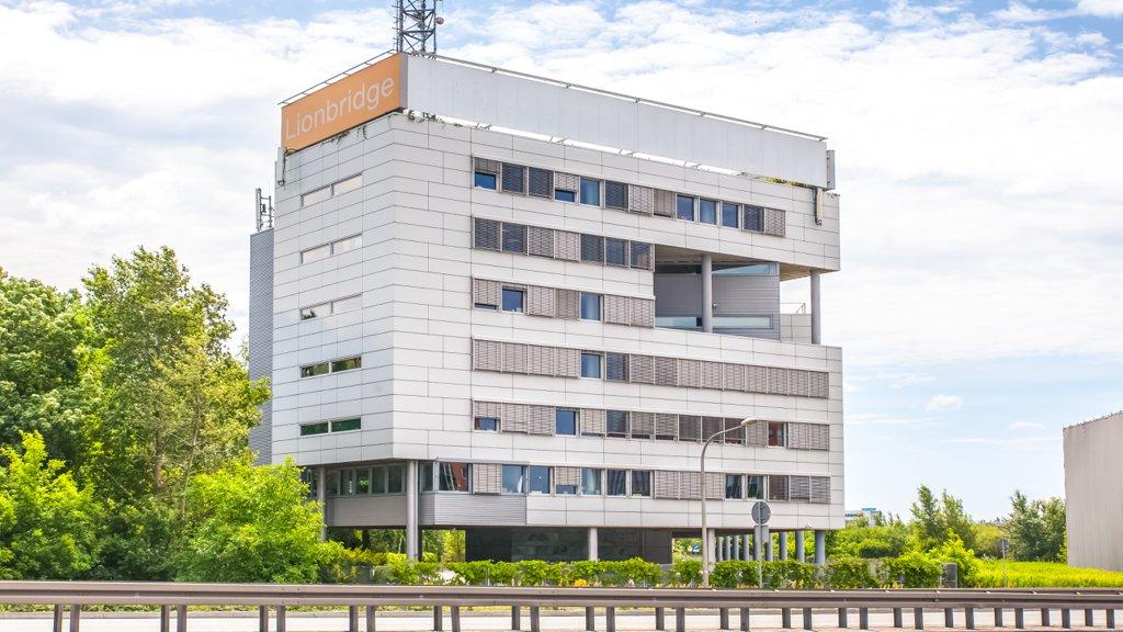 Biura do wynajęcia Warszawa Włochy - Taifun