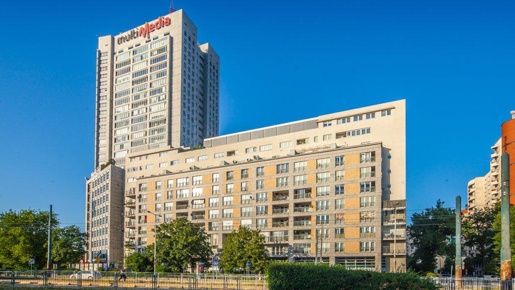 Biura do wynajęcia Warszawa Śródmieście - Babka Tower