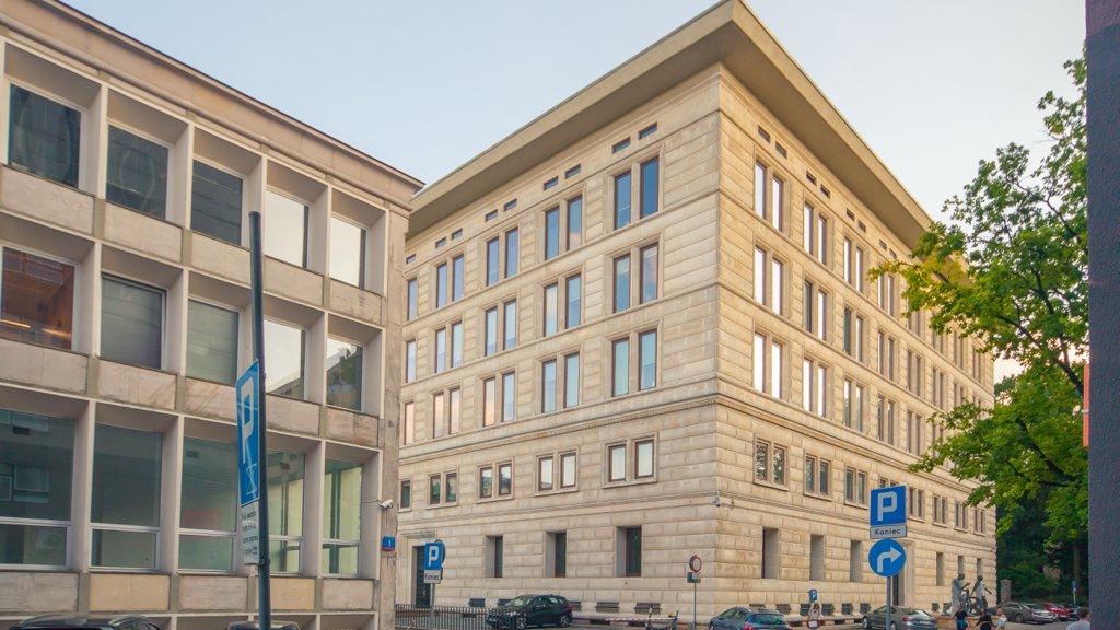 Biura do wynajęcia Warszawa Śródmieście - Ufficio Primo