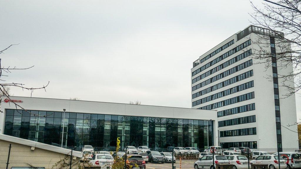 Biura do wynajęcia Warszawa Mokotów - Veolia