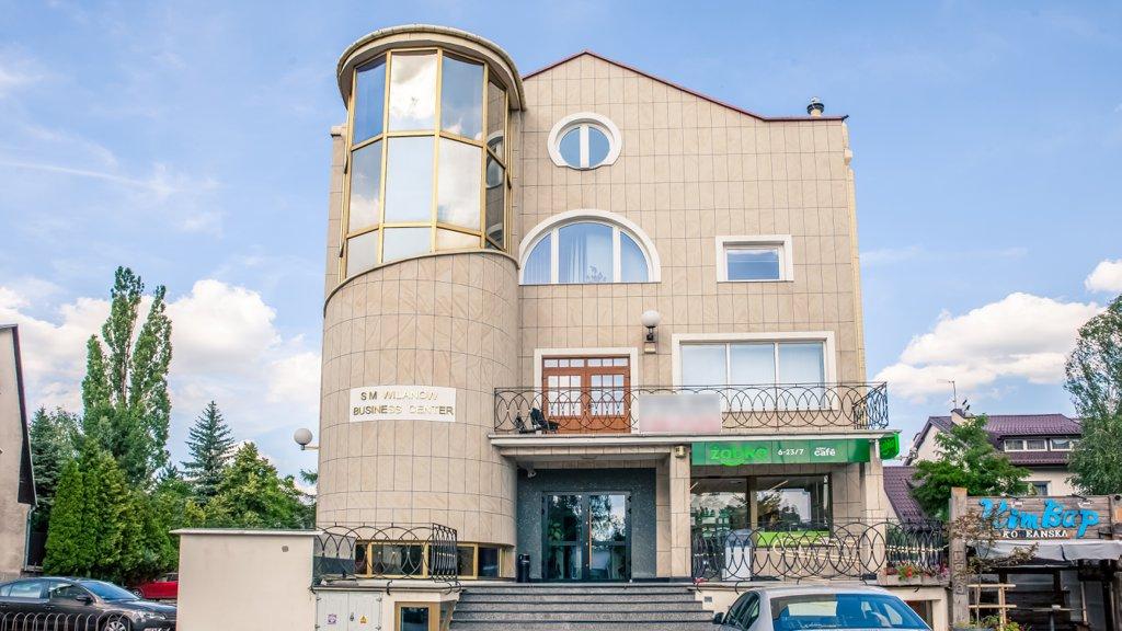 Biura do wynajęcia Warszawa Wilanów - Wilanów Business Center
