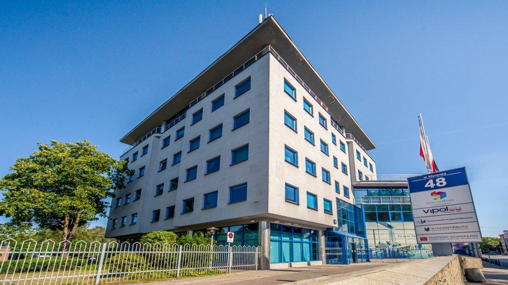 Biura do wynajęcia Warszawa Wola - Vipol Plaza II