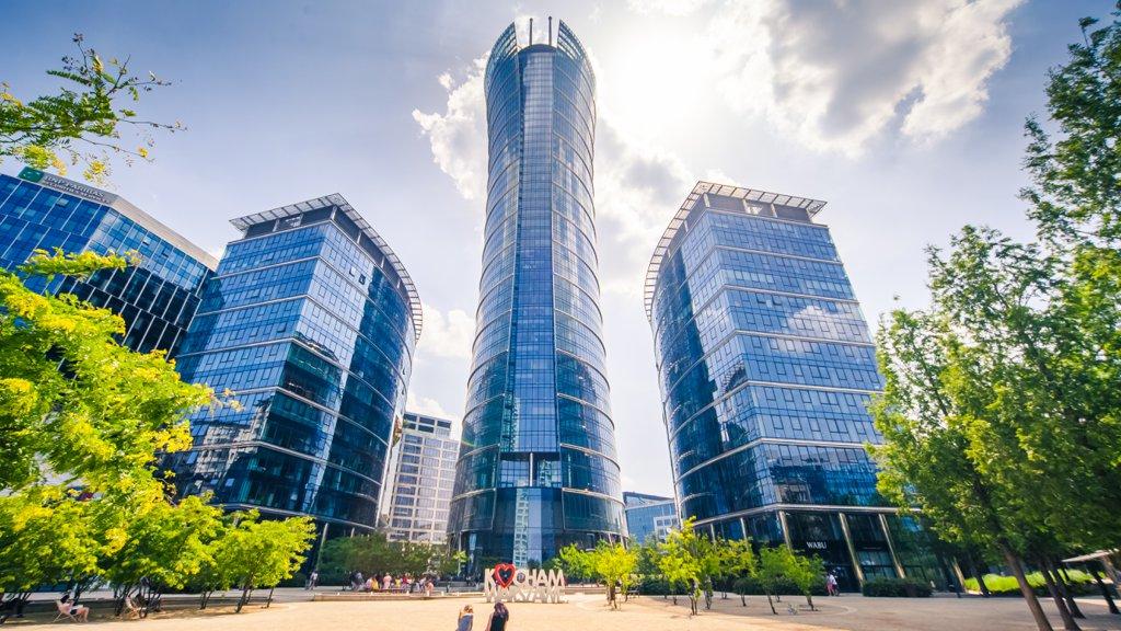 Biura do wynajęcia Warszawa Wola - Warsaw Spire A