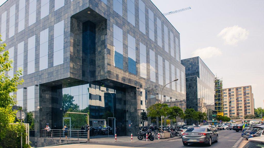 Biura do wynajęcia Warszawa Wola - Warta Tower