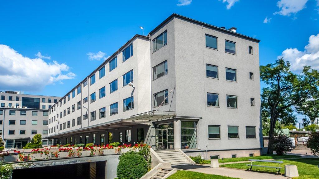 Biura do wynajęcia Warszawa Wola - Airtech Business Park AB