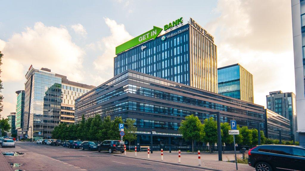 Biura do wynajęcia Warszawa Wola - Wola Center