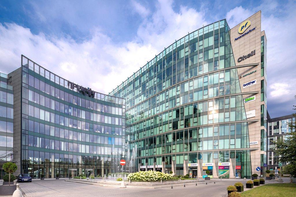 Biura do wynajęcia Warszawa Mokotów - New City