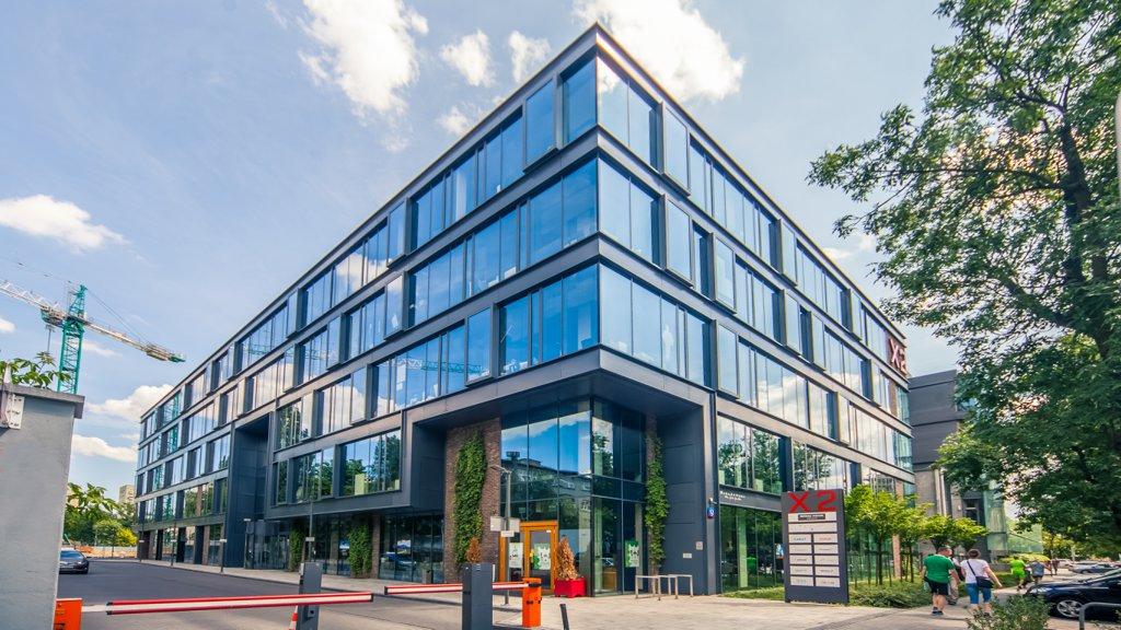 Biura do wynajęcia Warszawa Mokotów - X2 Boutique Office
