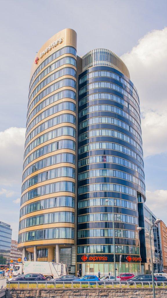 Biura do wynajęcia Warszawa Śródmieście - Zebra Tower