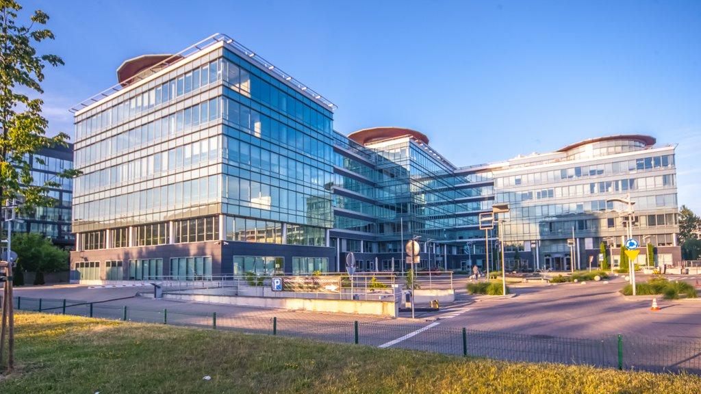 Biura do wynajęcia Warszawa Mokotów - Trinity One