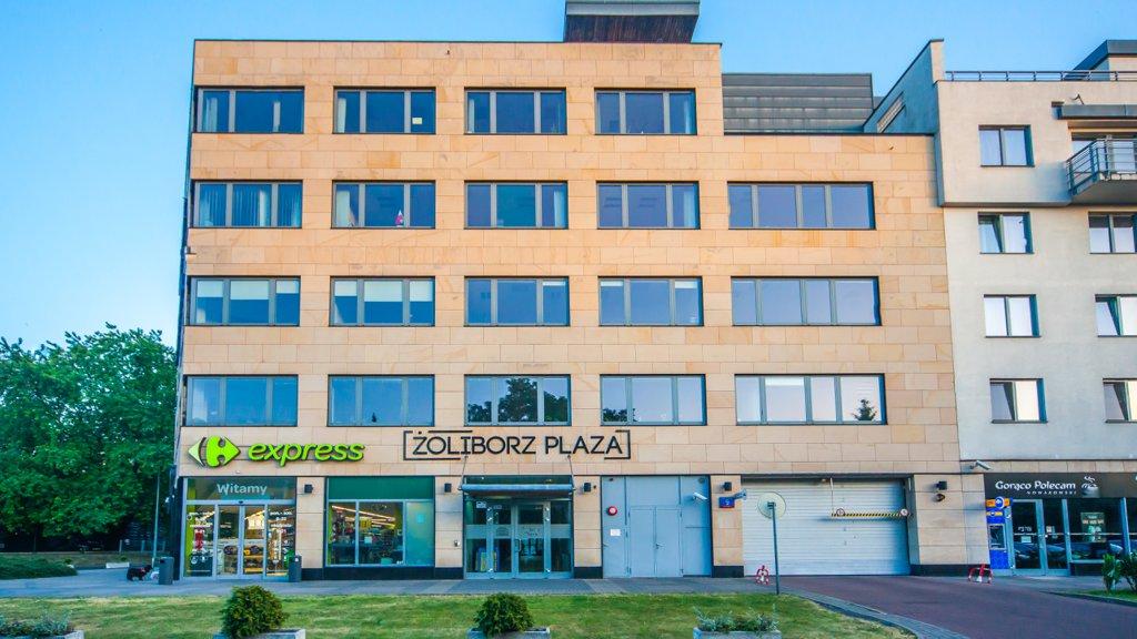 Biura do wynajęcia Warszawa Żoliborz - Żoliborz Plaza