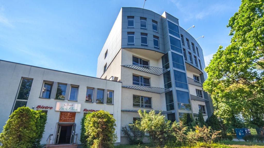 Biura do wynajęcia Warszawa Mokotów - Collins Tower