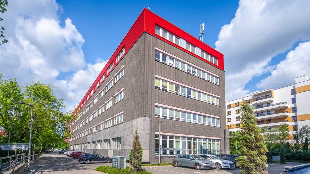 Biura do wynajęcia Warszawa Mokotów - Dantex Plaza A
