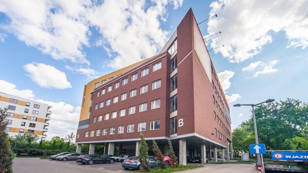 Biura do wynajęcia Warszawa Mokotów - Dantex Plaza B