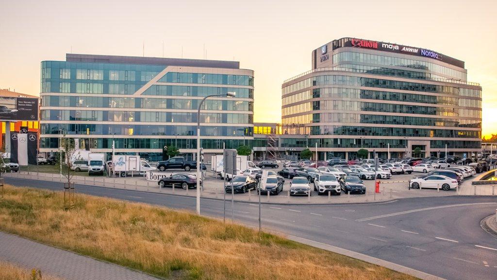 Biura do wynajęcia Warszawa Włochy - Libra Business Centre II
