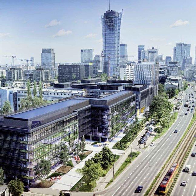 Biura do wynajęcia Warszawa Wola - LIXA 1B