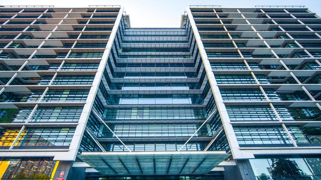 Biura do wynajęcia Warszawa Ochota - Eurocentrum Office Complex Delta
