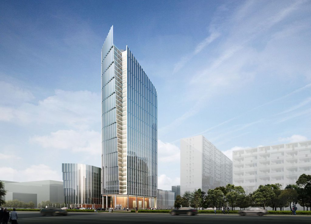 Biura do wynajęcia Warszawa Wola - Mennica Legacy Tower I