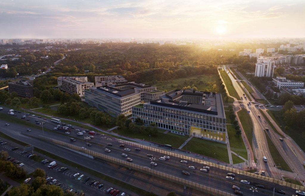 Biura do wynajęcia Warszawa Mokotów - Moje Miejsce B2