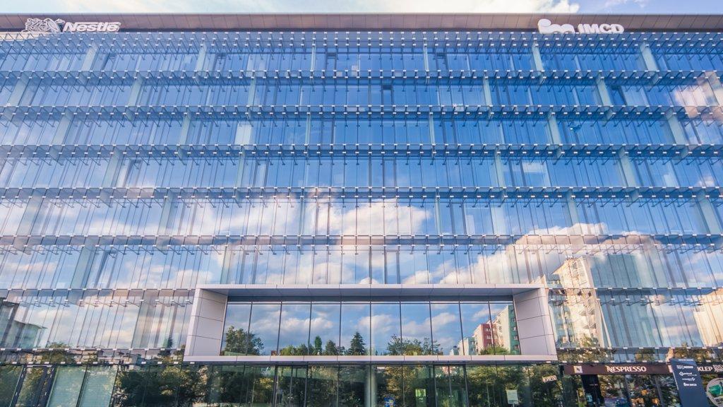 Biura do wynajęcia Warszawa Mokotów - Nestle House