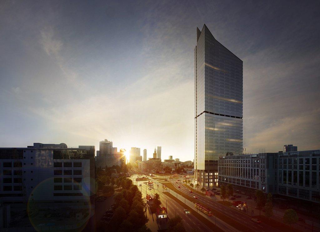Biura do wynajęcia Warszawa Wola - Skyliner