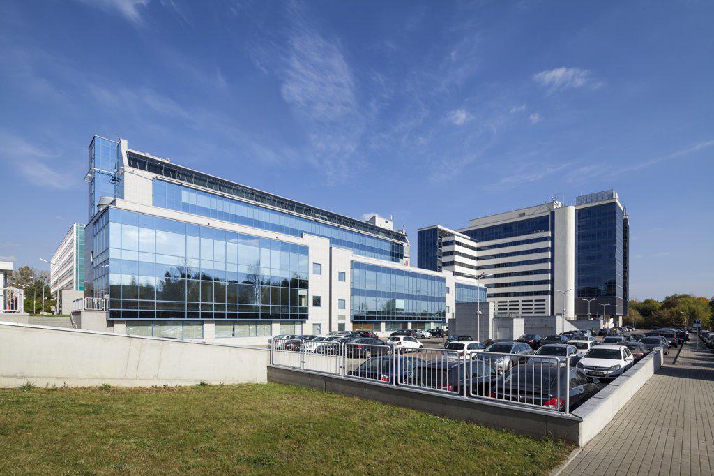 Biura do wynajęcia Warszawa Mokotów - University Business Centre I