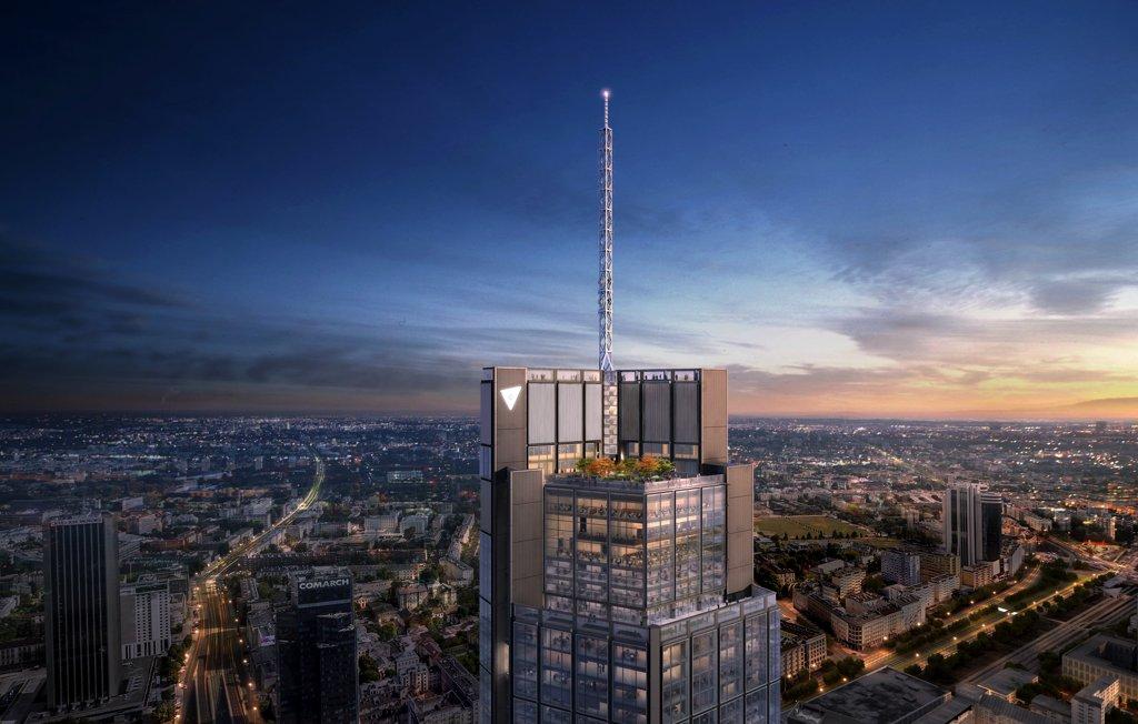 Biura do wynajęcia Warszawa Wola - Varso Tower
