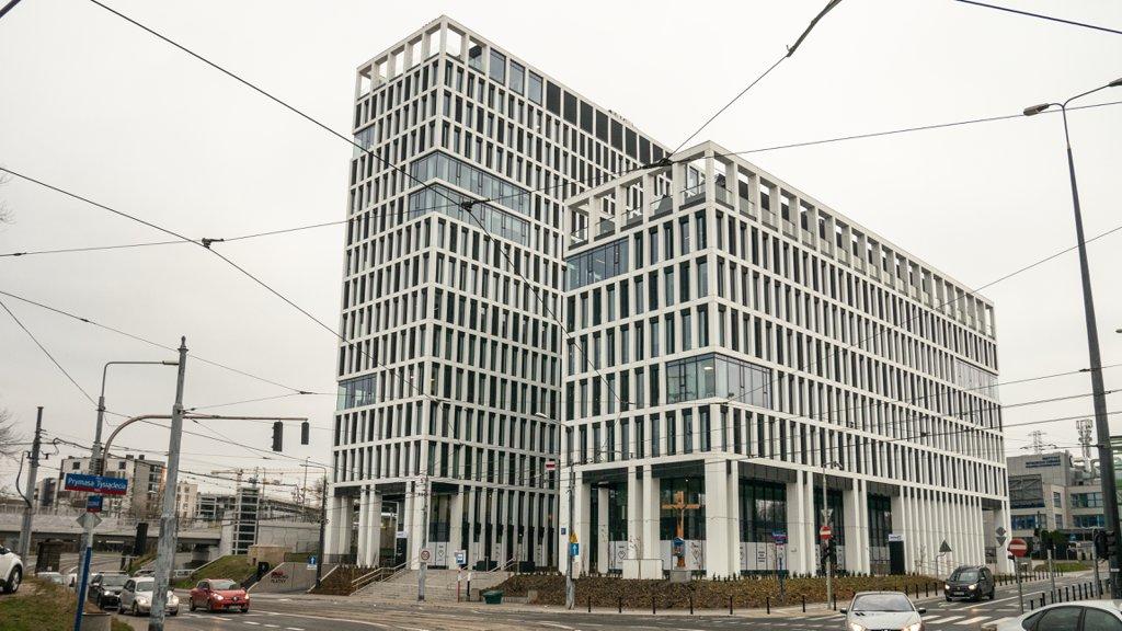 Biura do wynajęcia Warszawa Wola - Vector+