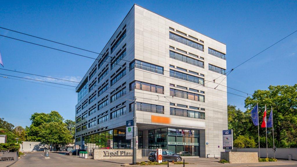 Biura do wynajęcia Warszawa Wola - Vipol Plaza III