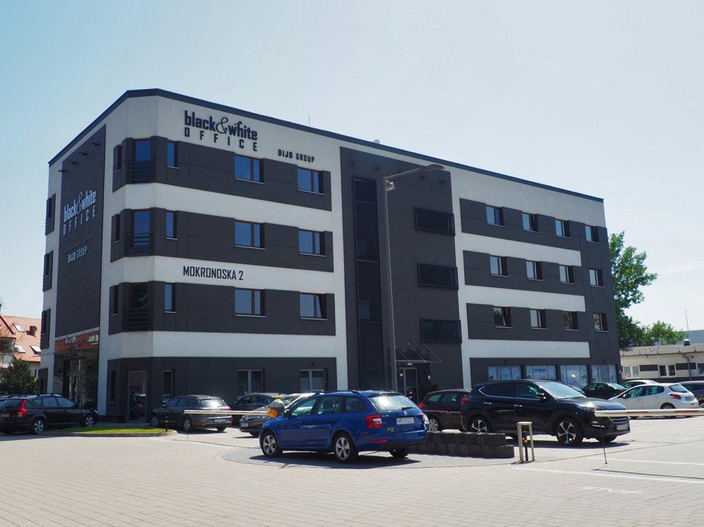 Biura do wynajęcia Wrocław Fabryczna - Black & White Office
