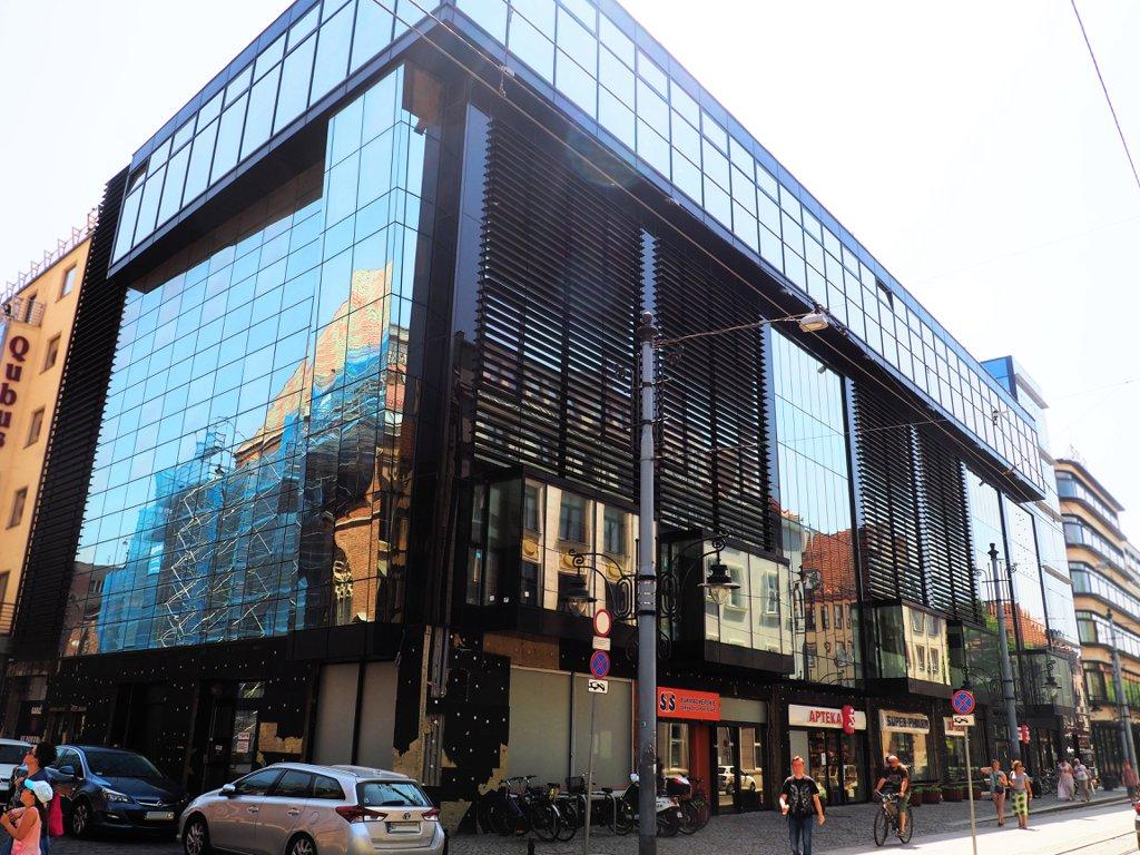 Biura do wynajęcia Wrocław Stare Miasto - Centrum Biznesu Magdalena