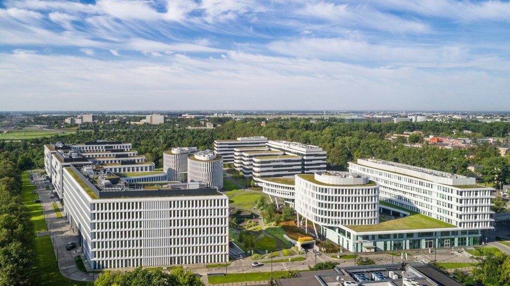 Biura do wynajęcia Warszawa Włochy - Business Garden Warszawa 1