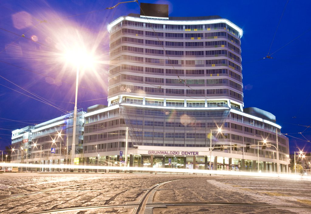 Biura do wynajęcia Wrocław Śródmieście - Grunwaldzki Center