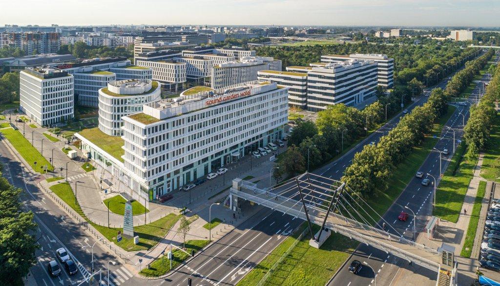 Biura do wynajęcia Warszawa Włochy - Business Garden Warszawa 2