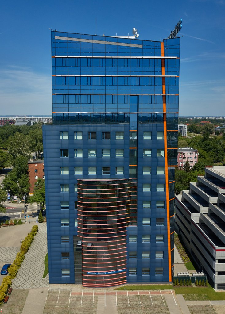 Biura do wynajęcia Wrocław Fabryczna - Millennium Tower II