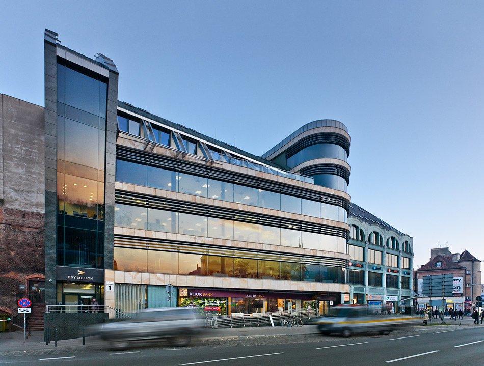 Biura do wynajęcia Wrocław Stare Miasto - New Point Offices