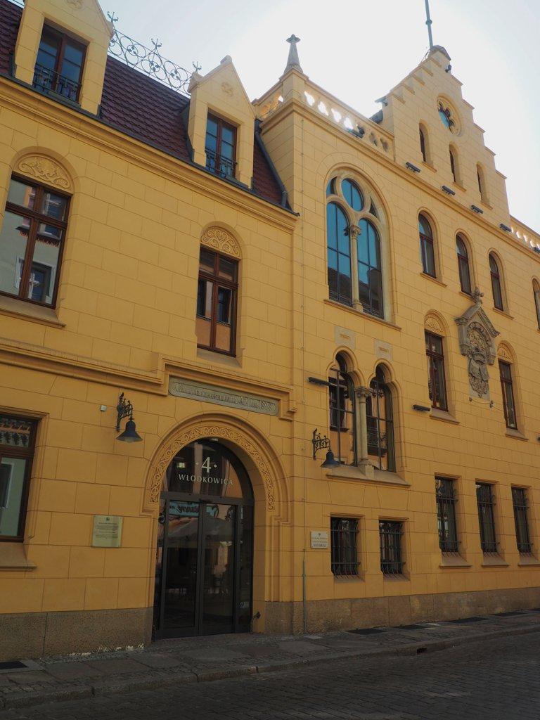 Biura do wynajęcia Wrocław Stare Miasto - Pałac Ballestremów