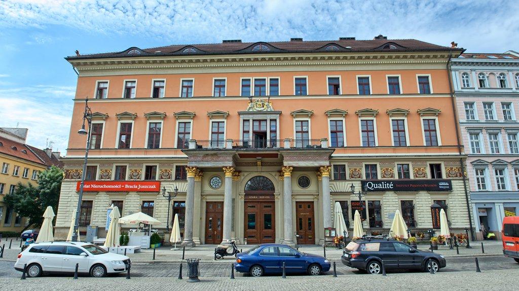 Biura do wynajęcia Wrocław Stare Miasto - Plac Solny 16