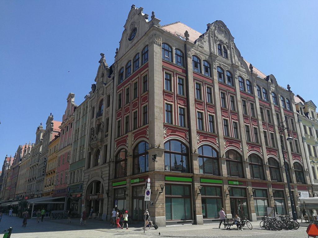 Biura do wynajęcia Wrocław Stare Miasto - Plac Solny 20