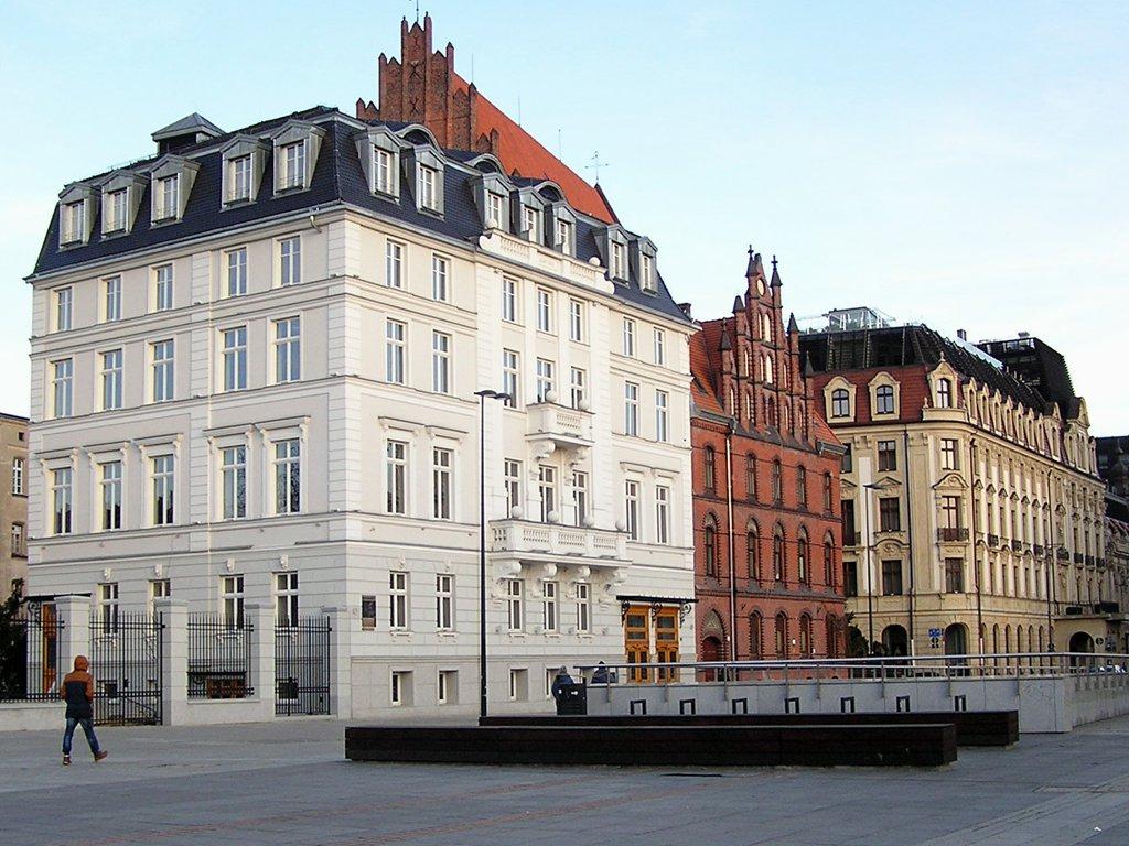 Biura do wynajęcia Wrocław Stare Miasto - Plac Wolności 4
