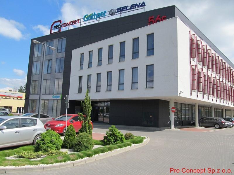 Biura do wynajęcia Wrocław Krzyki - PRO KONCEPT