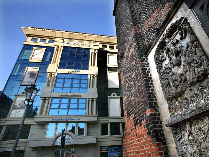 Biura do wynajęcia Wrocław Stare Miasto - Renaissance Business Centre