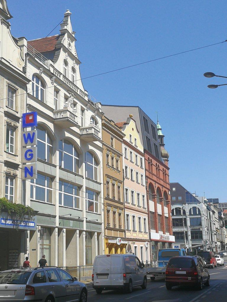 Biura do wynajęcia Wrocław Stare Miasto - Ruska 20