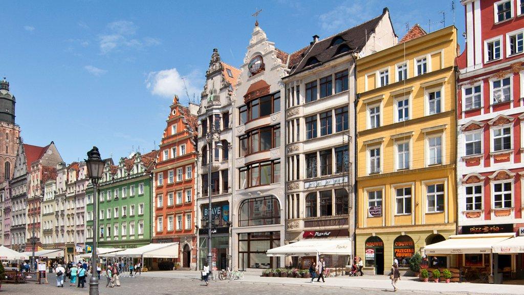 Biura do wynajęcia Wrocław Stare Miasto - Rynek 49