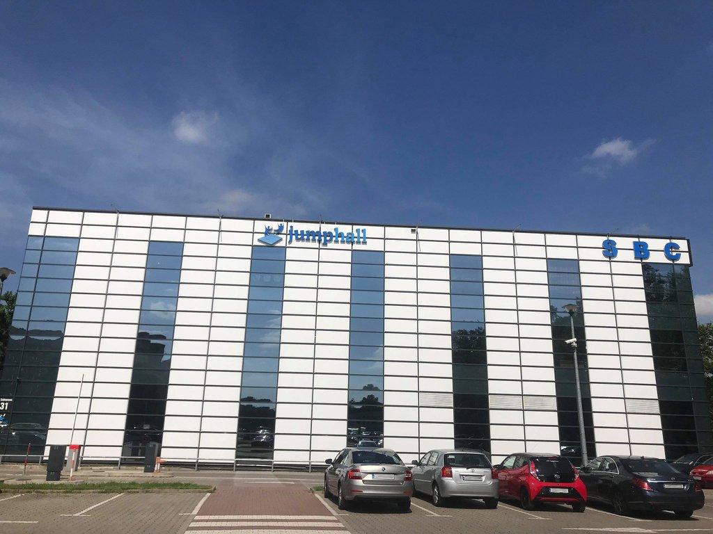 Biura do wynajęcia Wrocław Fabryczna - Sport & Business Center