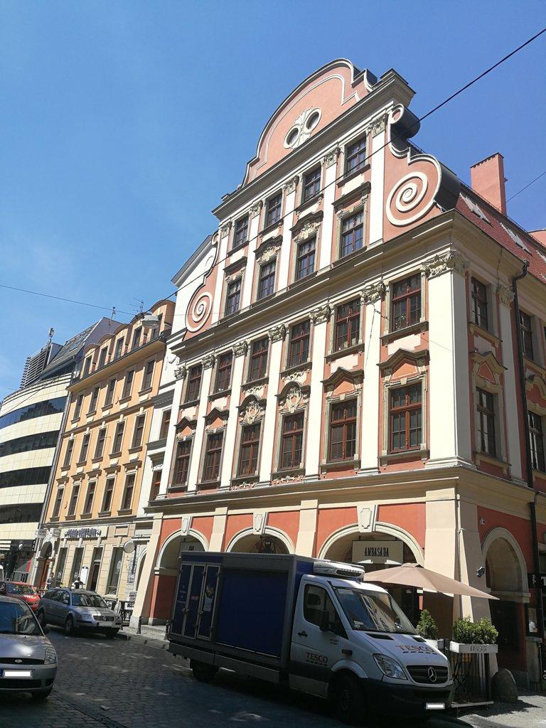 Biura do wynajęcia Wrocław Stare Miasto - Św. Mikołaja 8-11