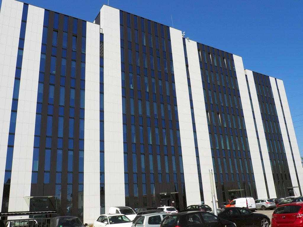 Biura do wynajęcia Wrocław Fabryczna - West Business Center II