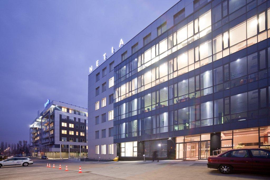 Biura do wynajęcia Wrocław Fabryczna - West House 1B II